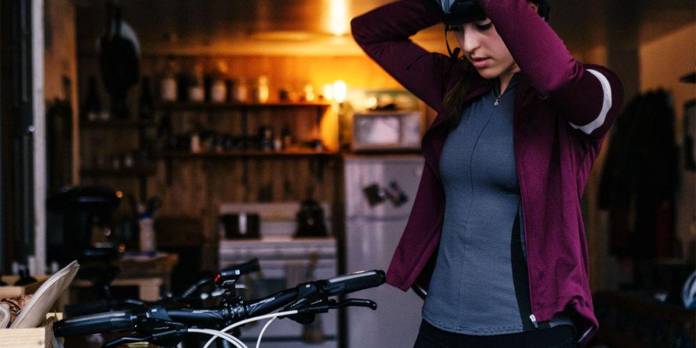 女性用クロスバイク